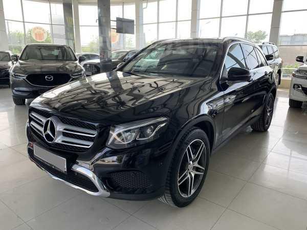 Mercedes-Benz GLC, 2016 год, 2 199 000 руб.