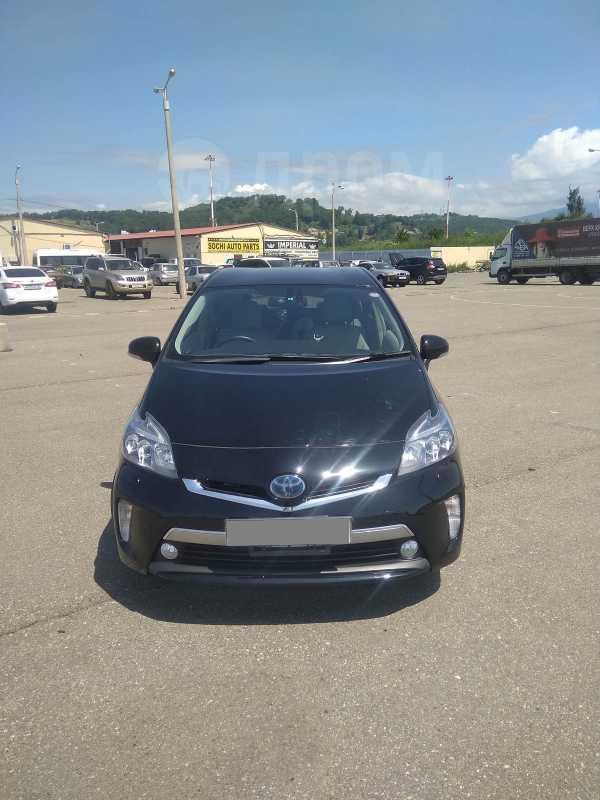 Toyota Prius PHV, 2012 год, 899 000 руб.