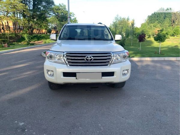 Toyota Land Cruiser, 2012 год, 1 770 000 руб.