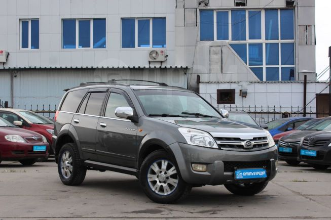 Great Wall Hover, 2008 год, 359 000 руб.