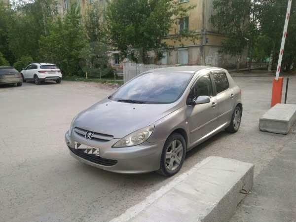Peugeot 307, 2003 год, 165 000 руб.