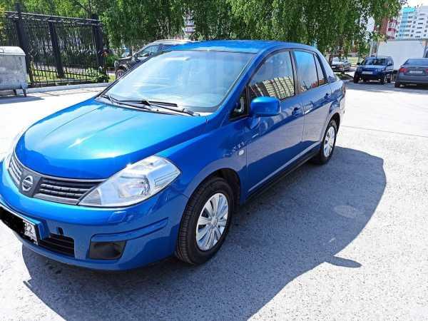 Nissan Tiida, 2008 год, 390 000 руб.