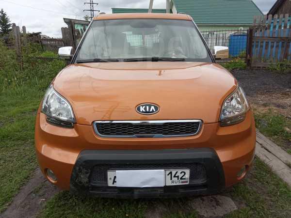 Kia Soul, 2010 год, 510 000 руб.