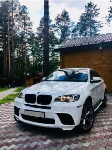 Екатеринбург BMW X6 2011