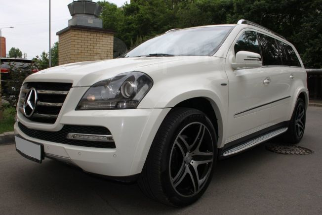 Mercedes-Benz GL-Class, 2012 год, 1 470 000 руб.