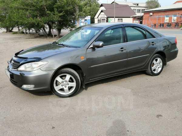Toyota Camry, 2004 год, 457 000 руб.