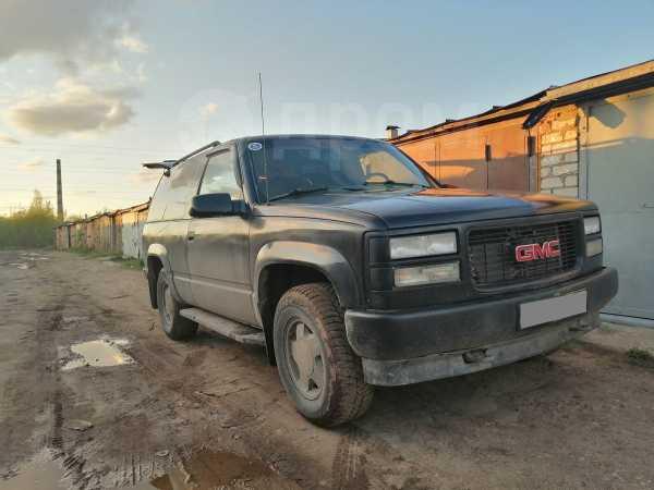 GMC Yukon, 1996 год, 370 000 руб.