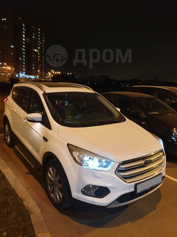 Ford Kuga, 2017 год, 1 290 000 руб.