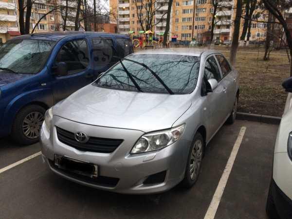 Toyota Corolla, 2008 год, 430 000 руб.