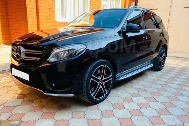 Mercedes-Benz GLE, 2016 год, 3 300 000 руб.