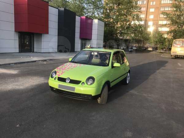 Volkswagen Lupo, 2000 год, 145 000 руб.