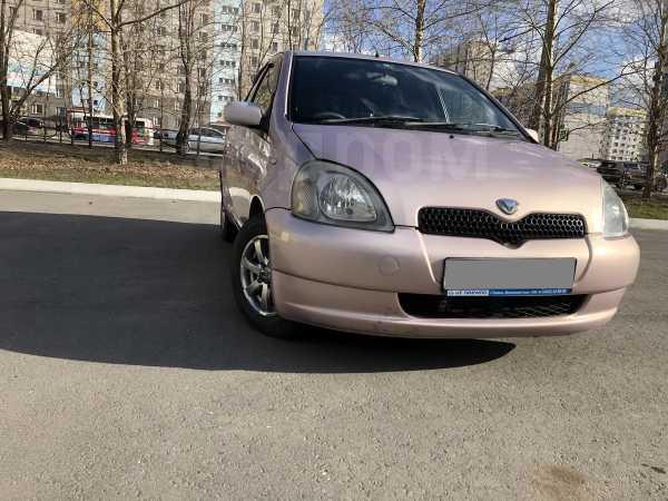 Toyota Vitz, 2000 год, 210 000 руб.