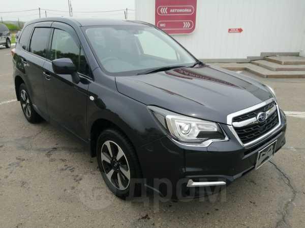 Subaru Forester, 2017 год, 1 250 000 руб.