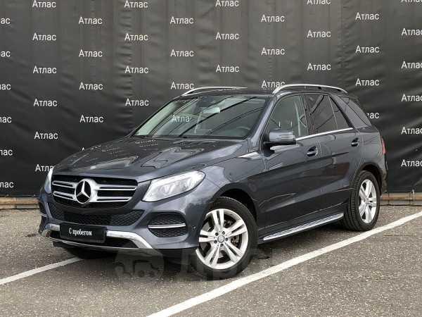 Mercedes-Benz GLE, 2016 год, 2 470 000 руб.