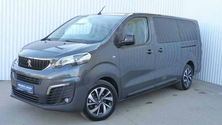 Peugeot Traveller, 2019 год, 2 820 000 руб.