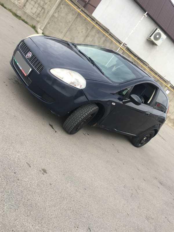 Fiat Punto, 2008 год, 235 000 руб.