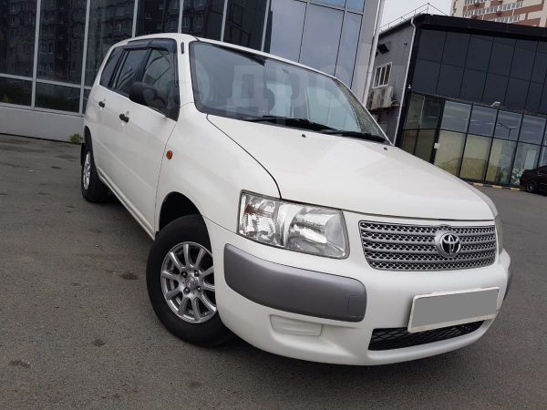 Toyota Succeed, 2002 год, 275 000 руб.