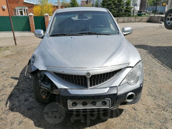 SsangYong Actyon Sports, 2010 год, 350 000 руб.