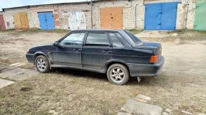 Тейково 2115 Самара 2001