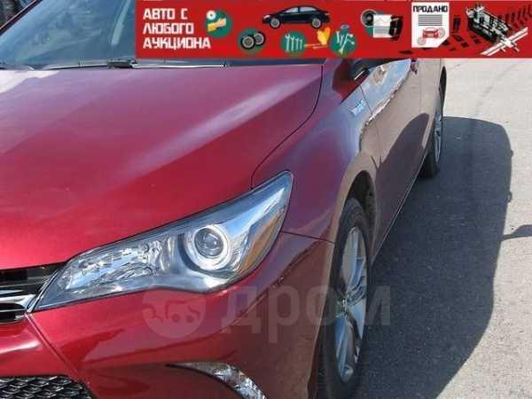 Toyota Camry, 2017 год, 1 360 000 руб.