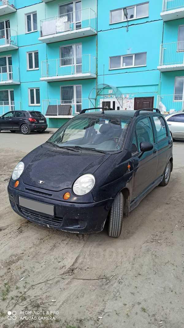Daewoo Matiz, 2007 год, 149 999 руб.