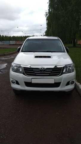 Нижнекамск Hilux Pick Up 2014