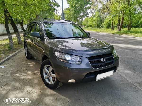 Hyundai Santa Fe, 2008 год, 765 000 руб.