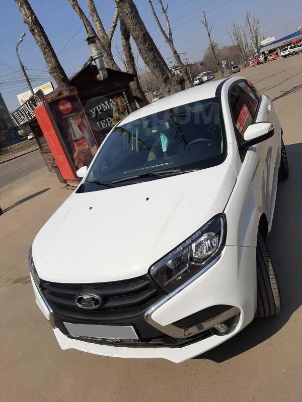 Лада Х-рей, 2018 год, 730 000 руб.