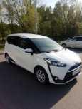 Toyota Sienta, 2016 год, 750 000 руб.