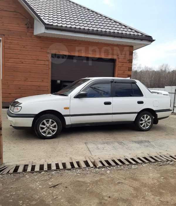 Nissan Pulsar, 1991 год, 130 000 руб.