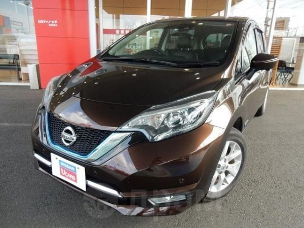 Nissan Note, 2017 год, 680 000 руб.