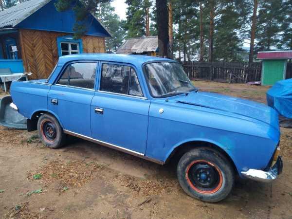 Москвич 412, 1983 год, 35 000 руб.