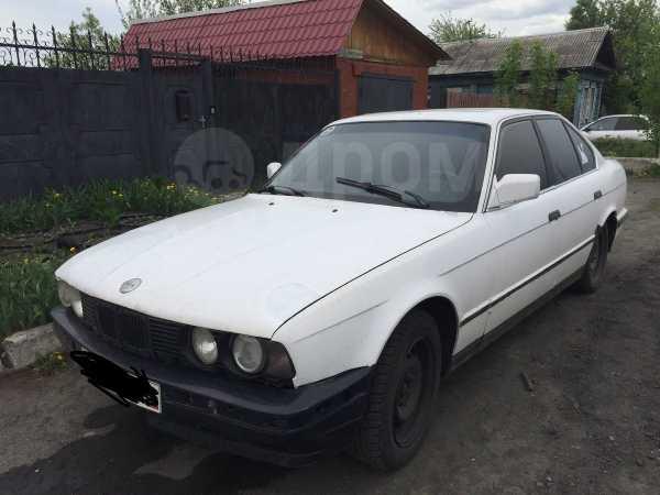 BMW 5-Series, 1991 год, 55 000 руб.