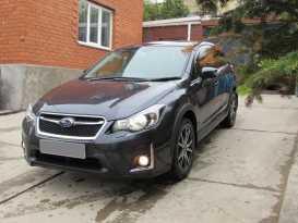 Владивосток Subaru XV 2015