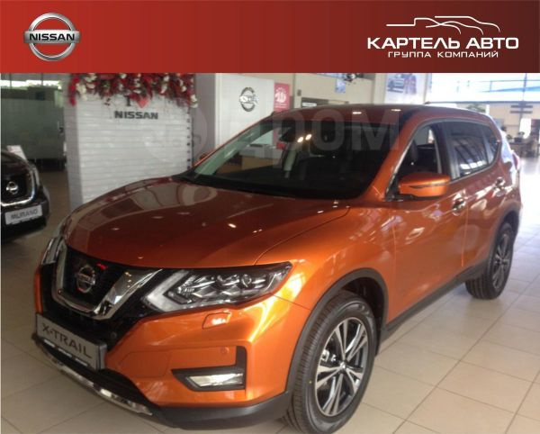 Nissan X-Trail, 2020 год, 2 086 000 руб.