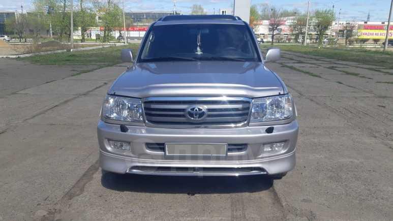 Toyota Land Cruiser, 2002 год, 1 320 000 руб.