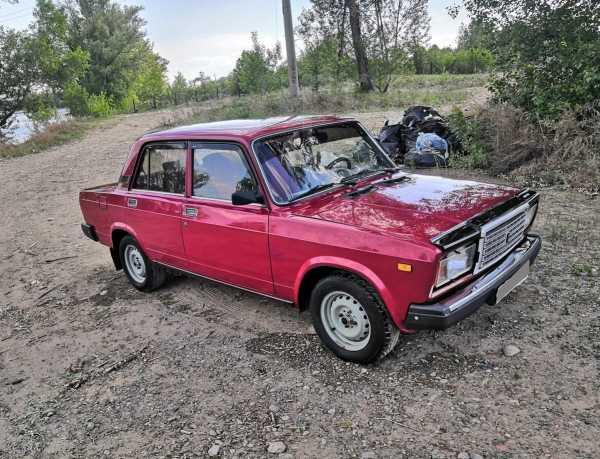 Лада 2107, 2006 год, 89 999 руб.