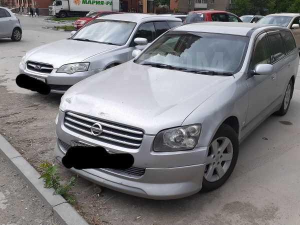Nissan Stagea, 2001 год, 585 000 руб.