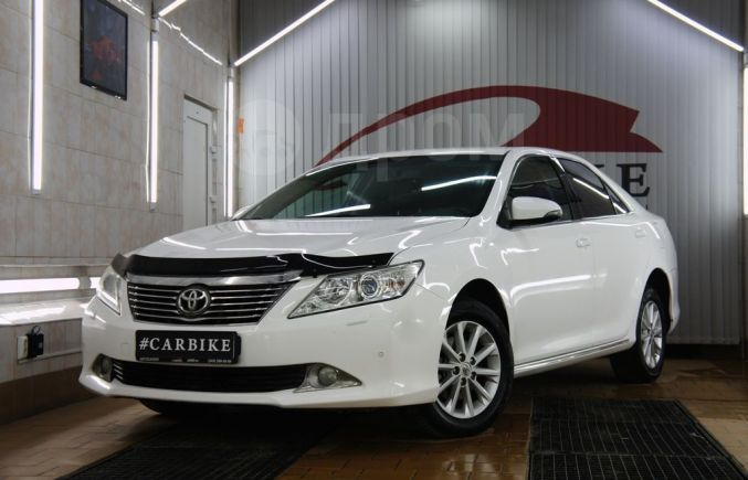 Toyota Camry, 2013 год, 829 000 руб.