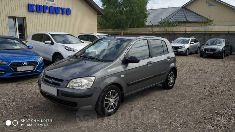 Hyundai Getz, 2003 год, 185 000 руб.