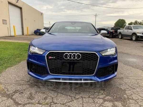 Audi RS7, 2017 год, 5 800 000 руб.