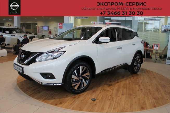 Nissan Murano, 2020 год, 3 001 000 руб.