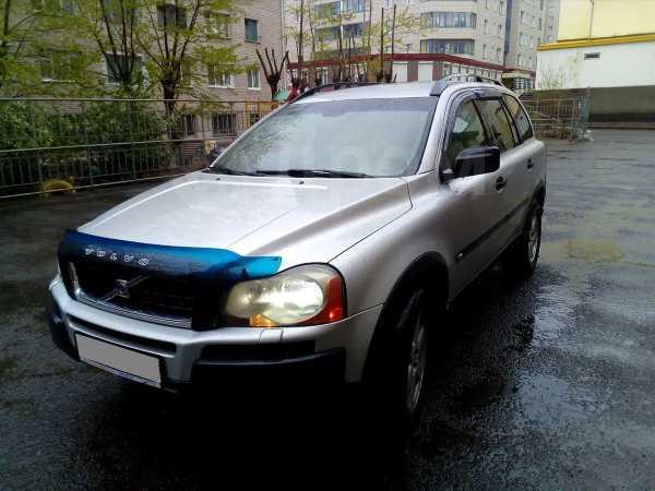 Volvo XC90, 2004 год, 565 000 руб.