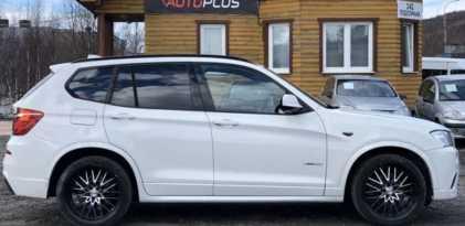 Мурманск X3 2012