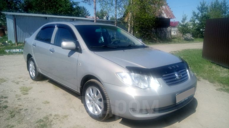 BYD F3, 2012 год, 230 000 руб.