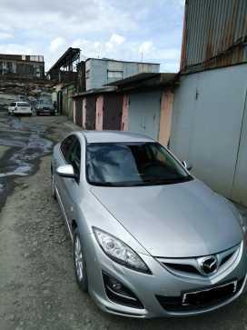 Норильск Mazda Mazda6 2012
