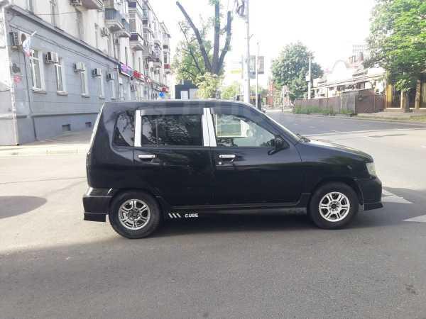 Nissan Cube, 2002 год, 170 000 руб.