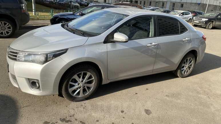 Toyota Corolla, 2014 год, 828 000 руб.