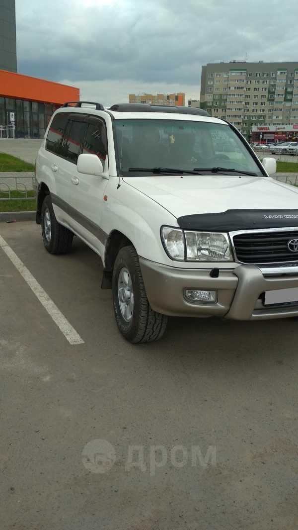 Toyota Land Cruiser, 1998 год, 865 000 руб.
