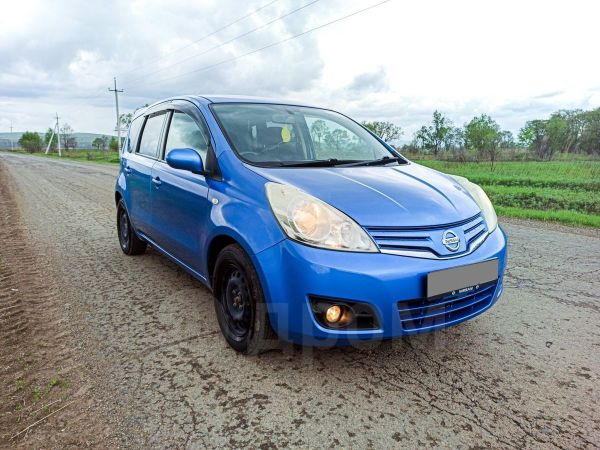 Nissan Note, 2011 год, 395 000 руб.